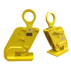 Safety Clamps Inc. Model HL-Lock Horizontal Lifting Clamp