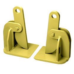 Safety Clamps Inc. Model HLW - Horizontal Lifting Clamp