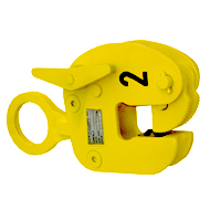 Safety Clamps Inc. Customized Lifting Clamps with Double Lock