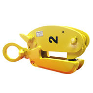 Safety Clamps Inc. Customized Lifting Clamps with Special Jaw Opening